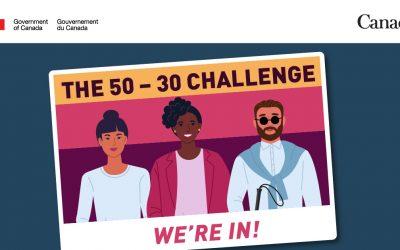 50 – 30 Challenge